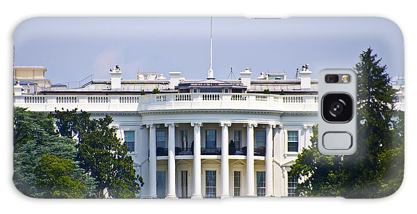 The Whitehouse - Washington Dc Galaxy Case