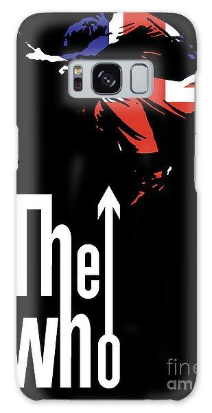 The Who No.01 Galaxy Case