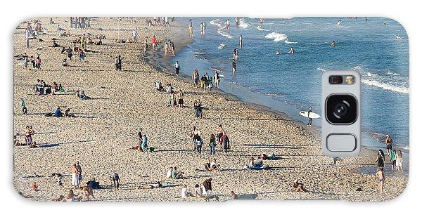 The Wide Sweep Of Bondi Beach - Sydney - Australia Galaxy Case