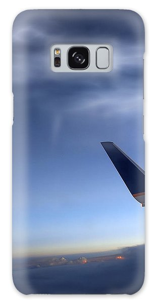 The Wild Blue Yonder Galaxy Case