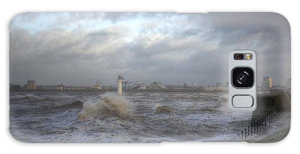 The Wild Mersey 2 Galaxy Case by Spikey Mouse Photography