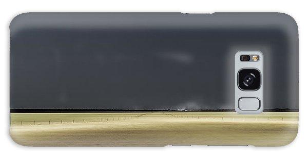 Sand Galaxy Case - The Wind by Piet Flour