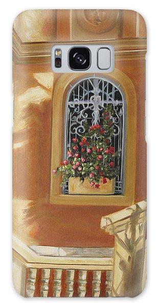 The Window Box Galaxy Case