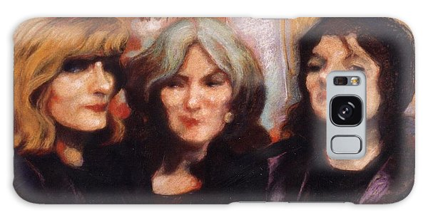 The Women Galaxy Case by Walter Casaravilla