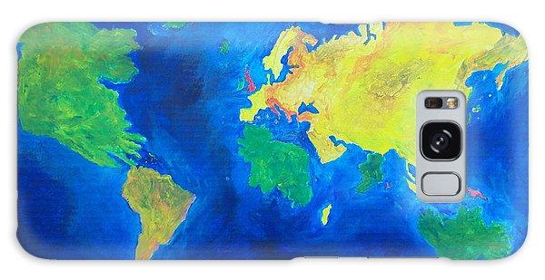 The World Atlas According To The Irish Galaxy Case