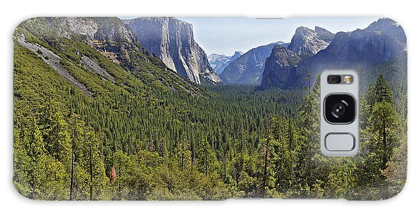 The Yosemite Valley Galaxy Case by Sebastien Coursol