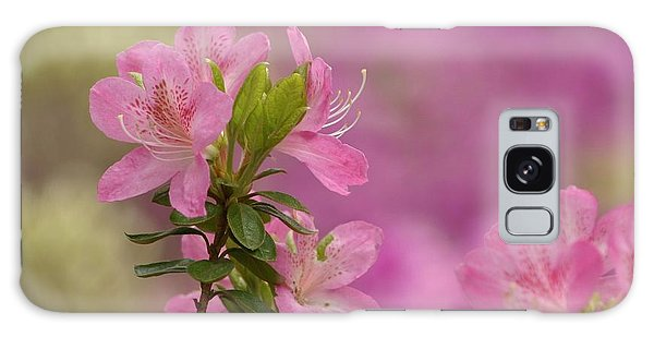 Then Spring Arrived Galaxy Case by Living Color Photography Lorraine Lynch