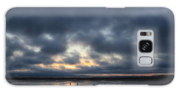 Cloudscape Galaxy Case - There's A Freedom In The Night by Laurie Search