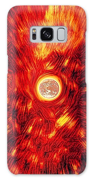 Thermodynamic Forces Galaxy Case