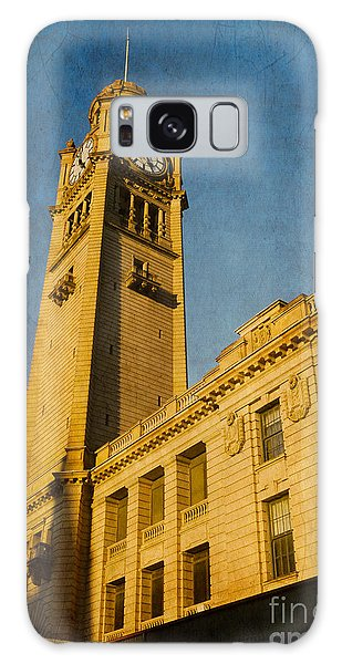 They Don't Build Them How They Used To - Clock Tower Of Central Station Sydney Australia Galaxy Case
