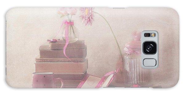 Soft Galaxy Case - Think Pink by Delphine Devos