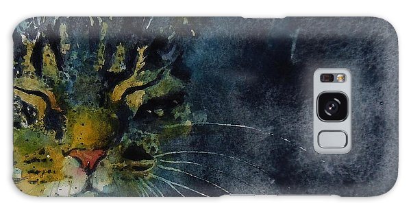 Tabby Galaxy Case - Thinking Of You by Paul Lovering