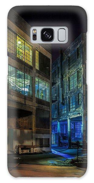 Shipping Galaxy Case - Third Ward Alley by Scott Norris