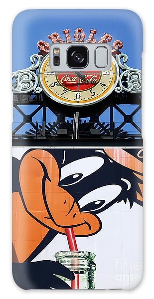 Thirsty Oriole Galaxy Case