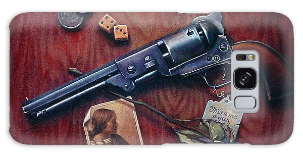 Galaxy Case - This Is Not A Gun by Patrick Anthony Pierson