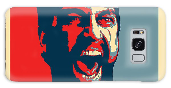 Barack Obama Galaxy Case - This Is Sparta by Allan Swart