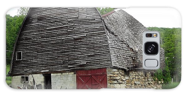 This Old Barn #1 Galaxy Case by James McAdams