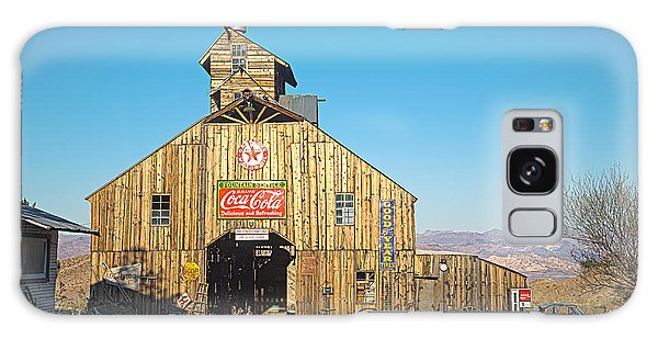 Galaxy Case featuring the photograph This Old Barn by James Sage