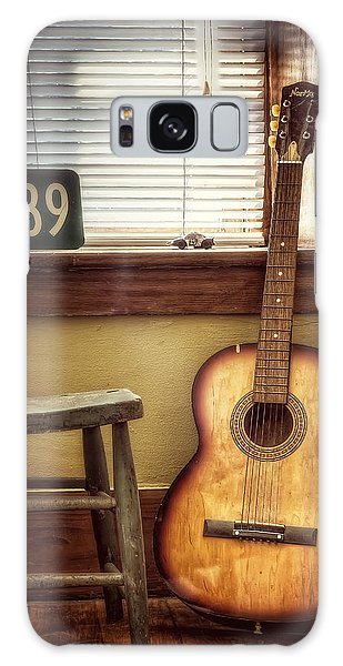 Guitar Galaxy Case - This Old Guitar by Scott Norris