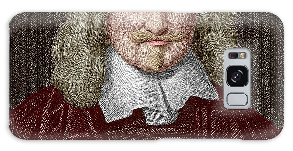 Philosopher Galaxy Case - Thomas Hobbes by Sheila Terry/science Photo Library