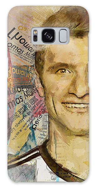 Premier League Galaxy Case - Thomas Muller by Corporate Art Task Force