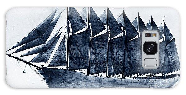 Thomas W. Lawson Seven-masted Schooner 1902 Galaxy Case