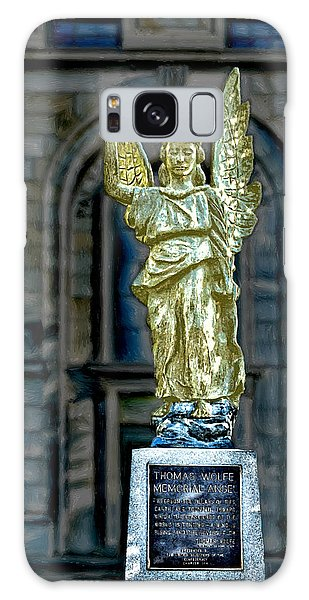 Thomas Wolfe Memorial Angel Galaxy Case