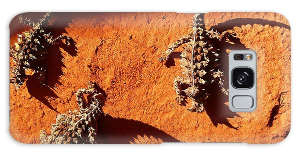 Thorny Devils Galaxy Case by Evelyn Tambour