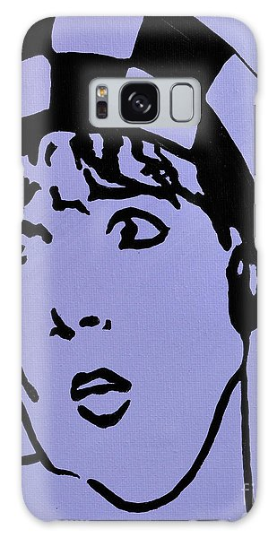 Thoroughly Modern Millie Galaxy Case by Alys Caviness-Gober