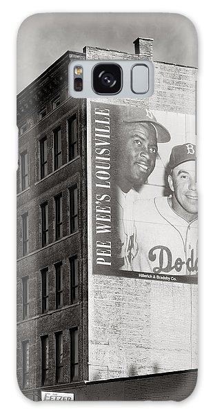 Brooklyn Dodgers Galaxy Case - Those Were The Days by Steven Ainsworth