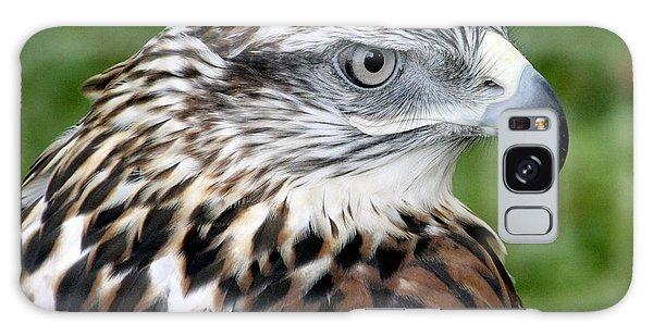 The Threat Of A Predator Hawk Galaxy Case
