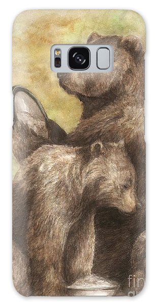 Three Bears Galaxy Case