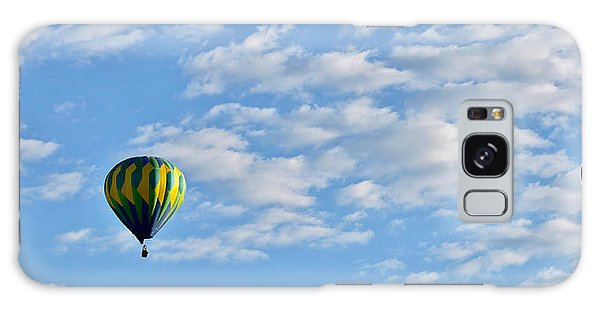 Three Beautiful Balloons In Cortez Galaxy Case