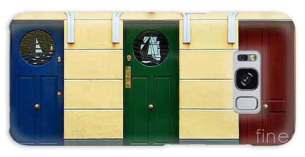 Three Doors Galaxy Case