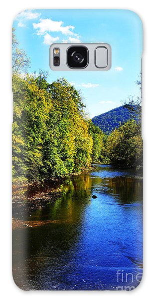 Three Forks Williams River Early Fall Galaxy Case
