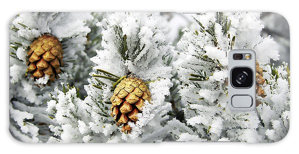 Three Frosty Cones Galaxy Case