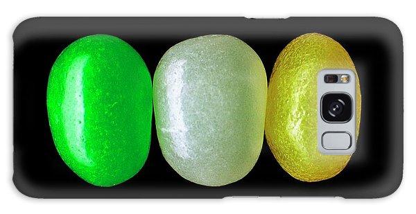 Three Jelly Beans Galaxy Case