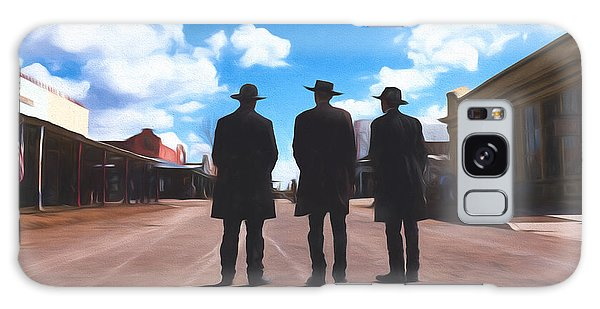 Three Lawmen Galaxy Case
