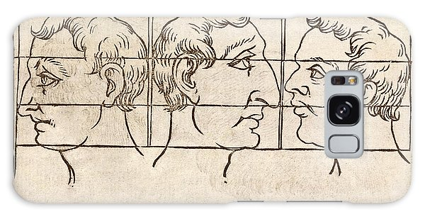 Traits Galaxy Case - Three Nose Types by Middle Temple Library