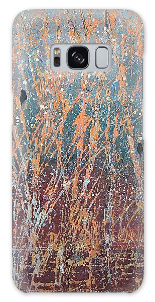 Three Of A Kind Galaxy Case by Suzanne Theis
