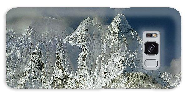 1m4503-three Peaks Of Mt. Index Galaxy Case