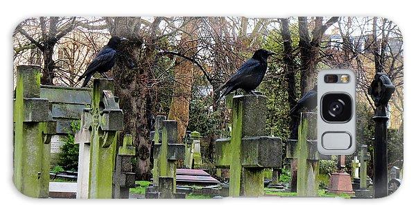 Three Ravens Galaxy Case