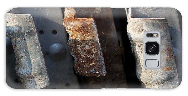 Three Shades Of Rust Galaxy Case