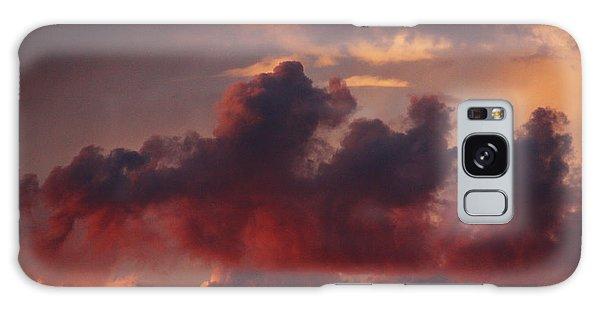 Three Sister Clouds Galaxy Case