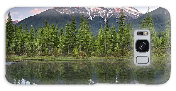 Three Sisters Reflection Galaxy Case