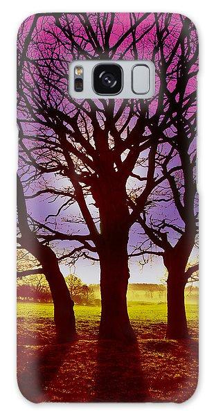 Three Trees Galaxy Case by David Davies