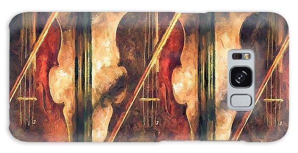 Collectibles Galaxy Case - Three Violins by Bob Orsillo