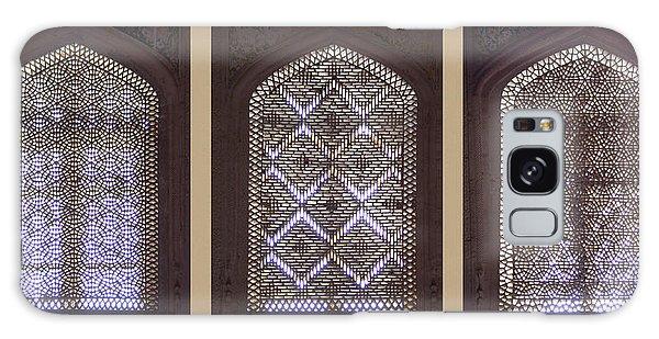 Three Windows To Bukhara Galaxy Case