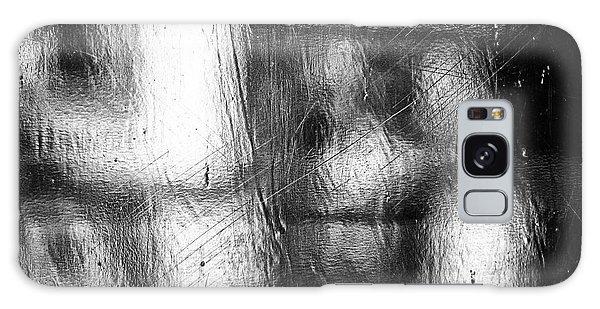 Through The Curtain  Galaxy Case