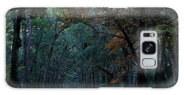 Through The Woods Galaxy Case